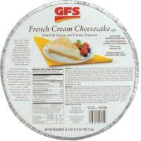French Cream Cheesecake