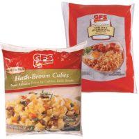 GFS Frozen Hashbrown Potatoes