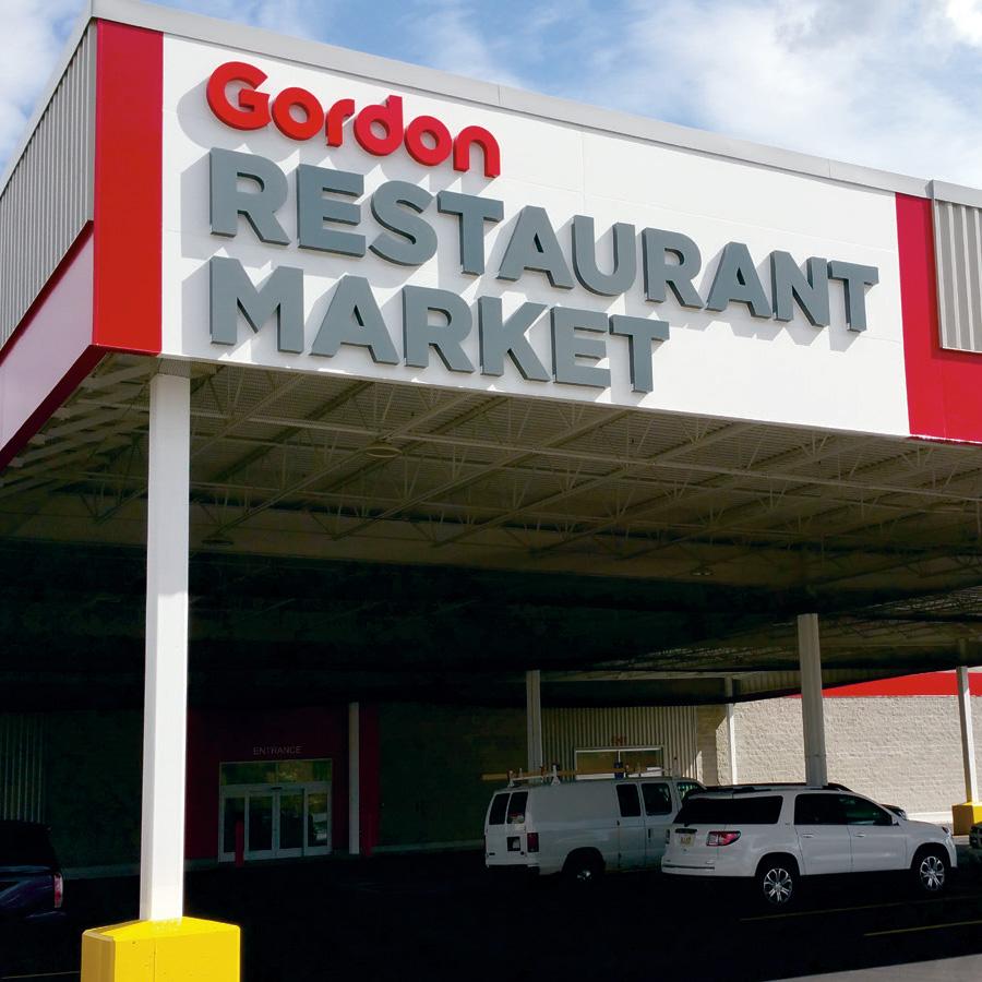 Buffalo -- Gordon Restaurant Market