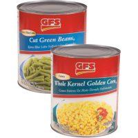 Green Beans or Corn, Fancy