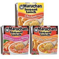 Maruchan Instant Soups