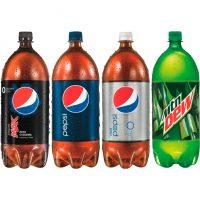 2-liter-Pepsi