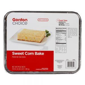 Sweet Corn Bake