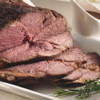 GFS Beef Split Top Rounds