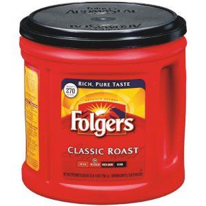 Classic Roast Ground Coffee