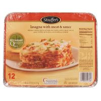 Stouffer's Lasagna with Meat and Sauce