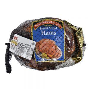 Spiral Honey Ham