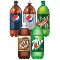 2-Liter Pepsi or 7UP Products