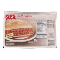 GFS All-Beef Franks