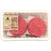 Meadowland Farm's Prime Steakburger Patties