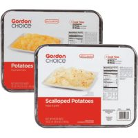 Au Gratin or Scalloped Potatoes