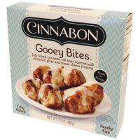 Cinnamon Cream Cheese Dough Bites