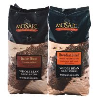 Mosaic Whole Bean or Ground Coffee