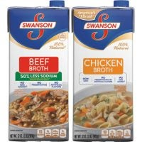 Swanson Beef and Chicken Brot