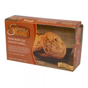 Sienna Bakery Gourmet Cookies - Peanut Butter
