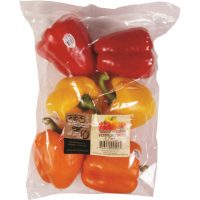 Assorted Color Peppers