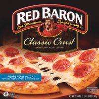 Classic Crust Pepperoni Pizza