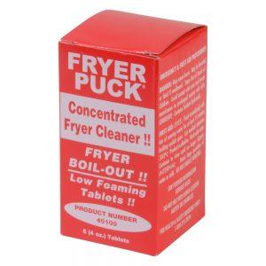 Fryer Puck