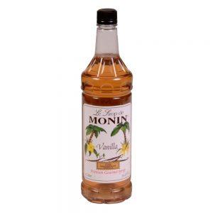Monin Vanilla Beverage Syrup