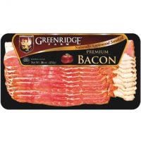Greenridge Farm Smoked Applewood Bacon