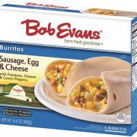 Sausage, Egg & Cheese Burrito