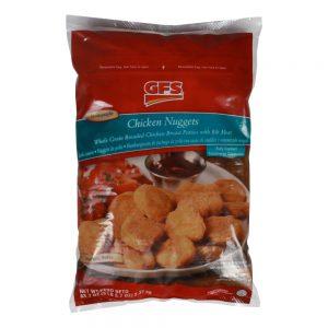 Breaded Chicken Nuggets