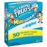 Rice Krispies Treats Mini Squares