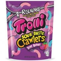 Sour Gummy Crawler Candy