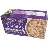 Cuisine Adventures Organic Steel Cut Oatmeal