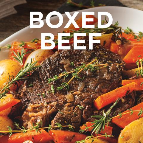 5% Rebate on Boxed Beef