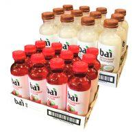 Bai or Core Organic Beverages