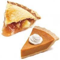 Baked Apple or Pumpkin Pie