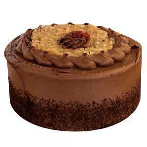 "Rich's 7"" Cakes - German Chocolate"