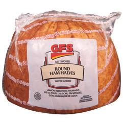 Smoked Hams - Halves