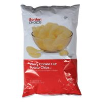 Gordon Choice Potato Chips, Ripple