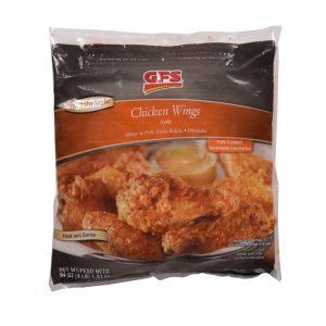 Buffalo-Style Split Chicken Wings