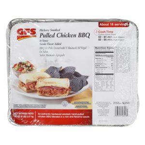 BBQ Pulled Chicken