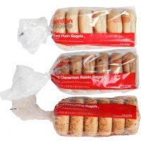Assorted Sliced Bagels