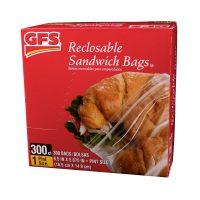 Reclosable Sandwich Bags