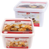 Cream Puffs or Éclairs