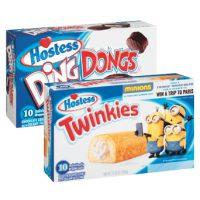 Hostess Snacks