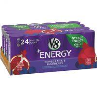 V8 Pomegranate Blueberry Fusion Drink