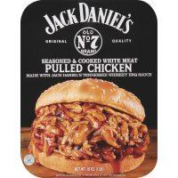 Jack Daniel's Pulled Chicken