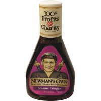Newmans Own Salad Dressings