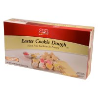 Easter Cookie Dough