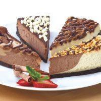 Chocolate Cheesecake Variety
