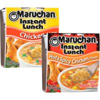 Maruchan Instant Soup Cups