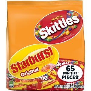 Skittles & Starburst Candy