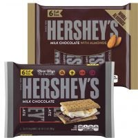 Hershey's Milk Chocolate Candy Bars