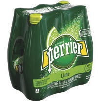 Perrier Lime Sparkling Water